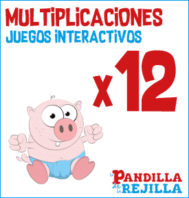 Juego Interactivo para Multiplicar Tabla del 12