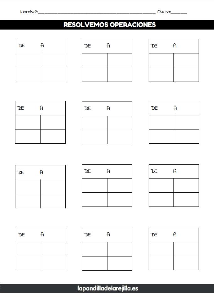 Rejilla ABN 2 Filas 2 Columnas