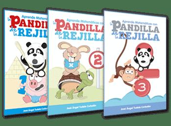 Pack Libros Matematicas Primaria