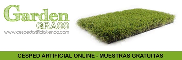 Césped Artificial Garden Grass